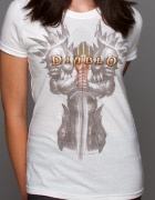 Tyrael Womens T Shirt
