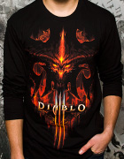 D3 Burning Sleeves T Shirt