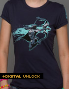 DOTA 2 Womens Drow T Shirt