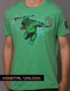 DOTA 2 Tidehunter T Shirt