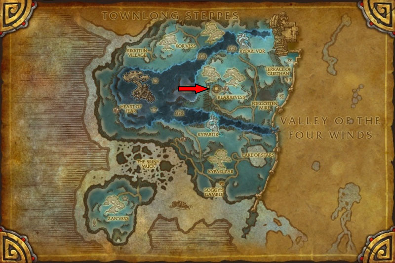 World of Warcraft MoP – Dailies and Reputation Guide ...